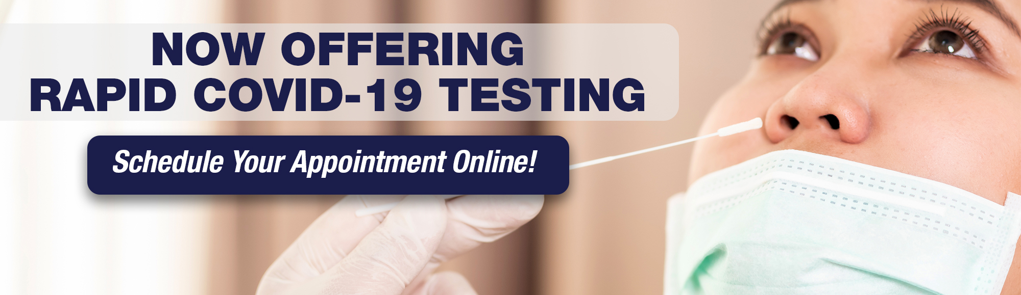 COVID-19 Rapid Testing in Ilion, NY